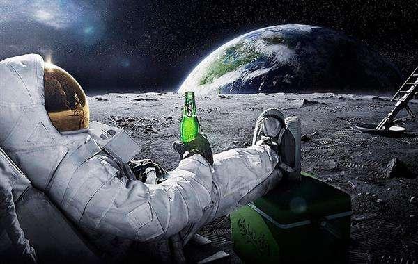 除了将月球改造成加气站之外,特朗普政府还有意将国际空间站私营化。