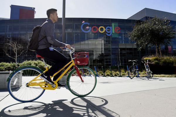 谷歌总部园区