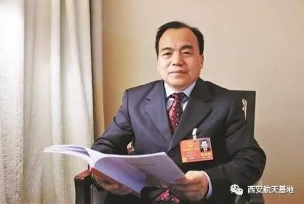 全国人大代表、中国航天科技集团第六研究院院长 刘志让