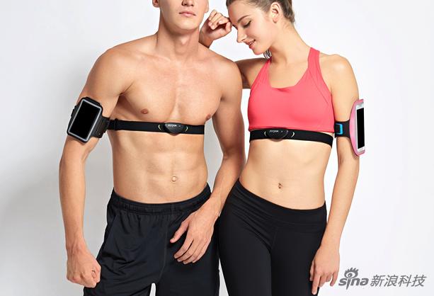 心率带算是数字化锻炼的开始