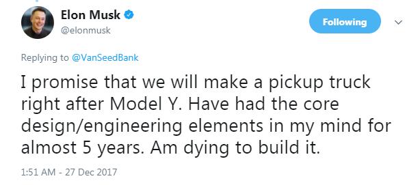 马斯克在Twitter上的表态