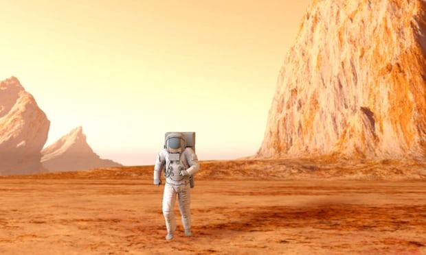 未来15年,地球人类能否克服各种困难登陆火星表面吗?