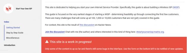 应对网络中立废除的新方案:创建自己的ISP