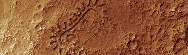 火星上是否存在微生物生命依然是一个谜