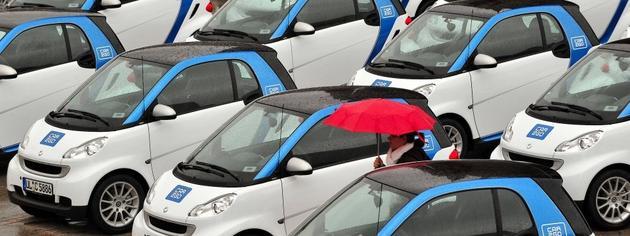 宝马和戴姆勒将合并汽车共享业务 欲挑战Uber
