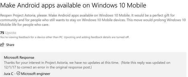 微软打碎Windows 10 Mobile粉丝最后的希望sqtxfw