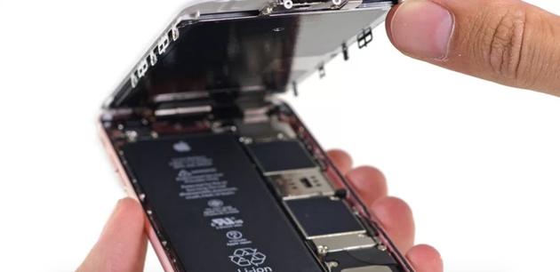 嘗試給舊iPhone換個電池