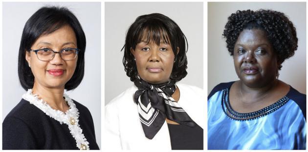 在一组271张照片中,肤色较黑的女性识别误差率高达35%。图源:纽约时报,Joy Buolamwini, M.I.T. Media Lab