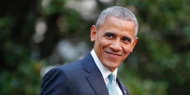 乳山新闻网-奥巴马