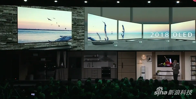 LG推出电视