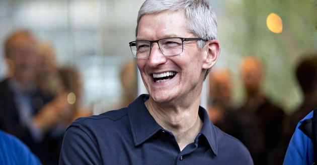 苹果高管:收购Netflix或迪士尼不太可能