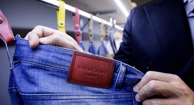 Steve Jobs品牌的牛仔裤