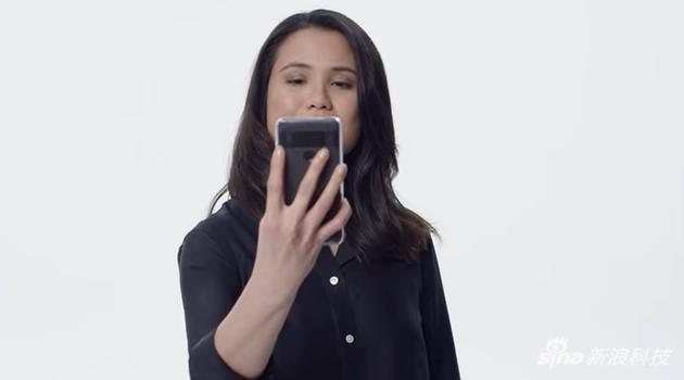 宣传片中使用的手机只是展示用机,并非P20真机