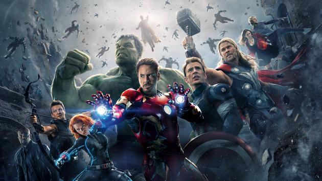 超级英雄系列 就是一部资本写成的群像剧