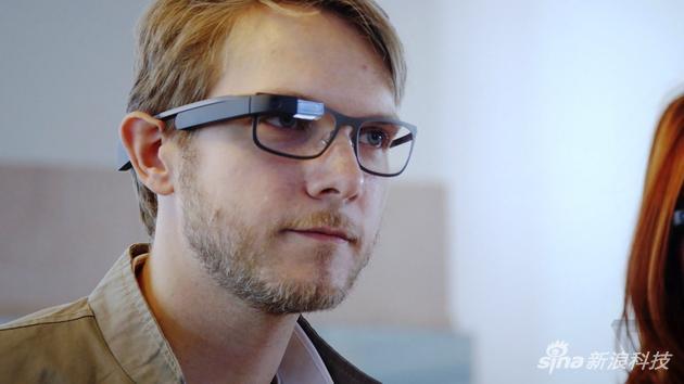 谷歌AR眼鏡