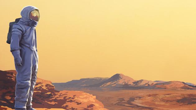 红色星球的危险。人类一直在梦想着殖民火星的那天,但是在那之前我们必须考虑清楚如何应对火星上严酷的自然环境。宇航服可以隔绝低压和缺氧问题,但是强烈的辐射仍然会带来严重的威胁