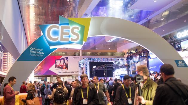 今天你就是焦点 新浪科技邀你分享CES