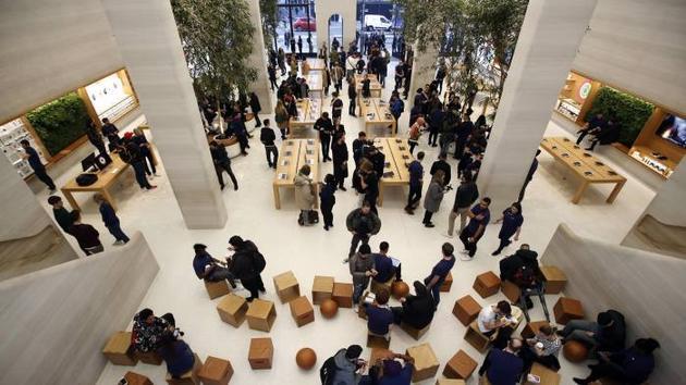 苹果向英国税务部门补缴8100万英镑税款