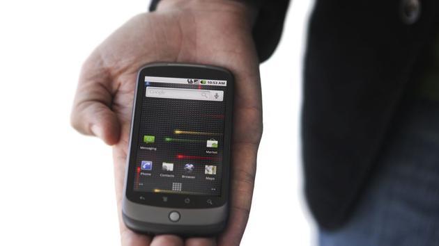 (Nexus One,图源:CNET)