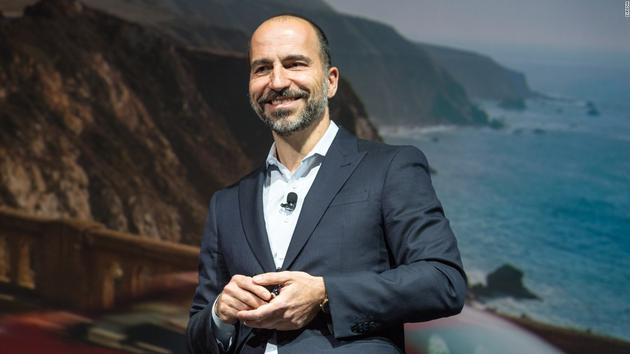 Uber CEO:公司将在三年内实现盈利