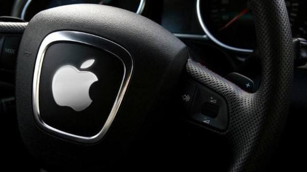 苹果造车梦