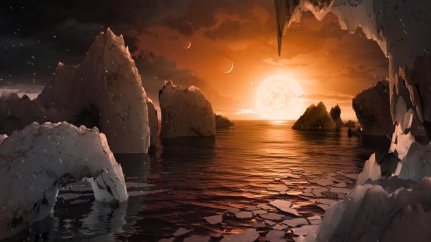 科学家称应努力寻找外星病毒并提议成立宇宙病毒学