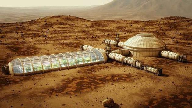 伊隆·马斯克(Elon Musk)梦想着在火星上建立一个百万级人口的城市,但首先,这位SpaceX和特斯拉的创始人或许需要找到一小群具有特殊遗传特征、能够抵御辐射危害的人。