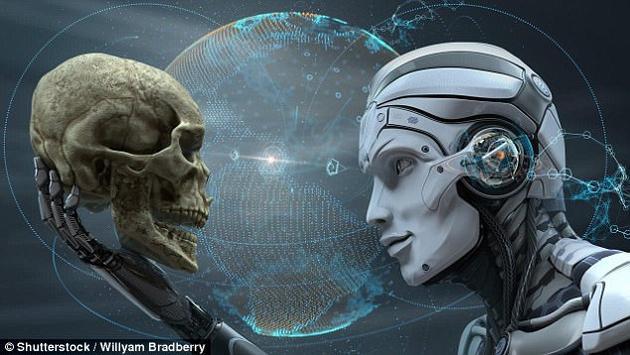 模拟人类思维能力的人工智能软件。