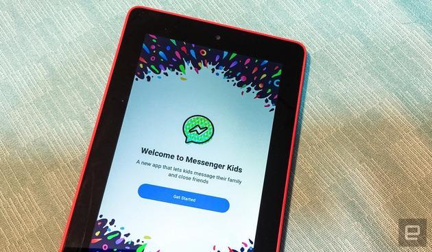 儿童保护组织:Facebook不应向孩子提供信息App