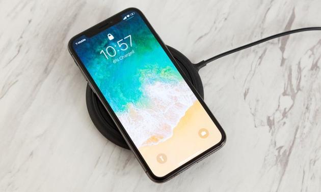 无线快充可提升iPhone 8充电效率 但iPhone X不明显