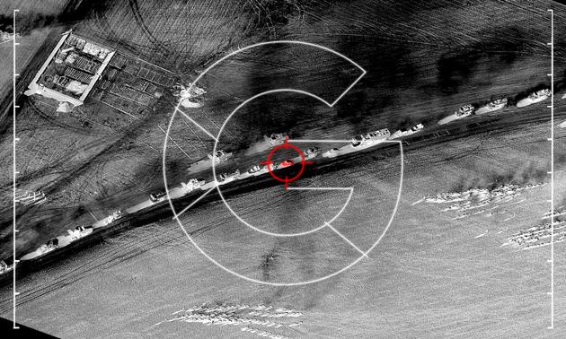 谷歌和美国国防部合作 利用人工智能识别图像中物体