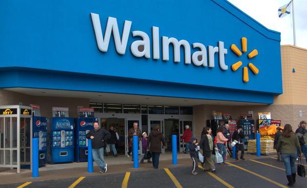 沃尔玛宣布再次更改公司名称 凸显对电子商务重视