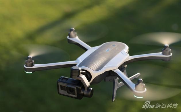 GoPro本周裁员200到300人 无人机部门