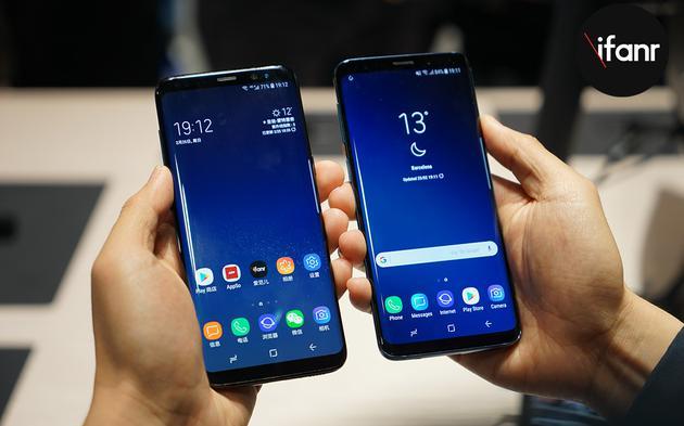 (三星 Galaxy S9)