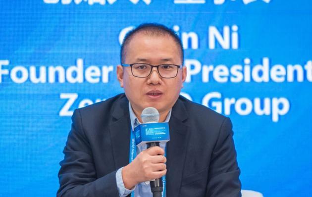 清科集团创始人、董事长倪正东