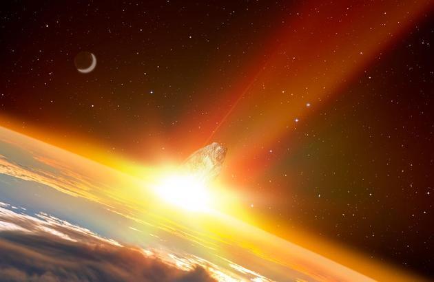 如果一颗小行星即将碰撞地球,我们应该怎样做,才能避免它碰撞地球,带给地球生物灭顶之灾呢?