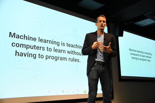 Google Brain 负责人Jeff Dean