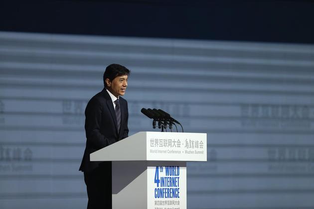 李彦宏:未来中国互联网发展主要推动力就是AI的照片
