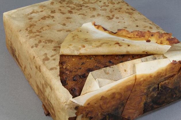 2017十大考古发现:106年前超级水果蛋糕长这样美丽寡妇西条丽