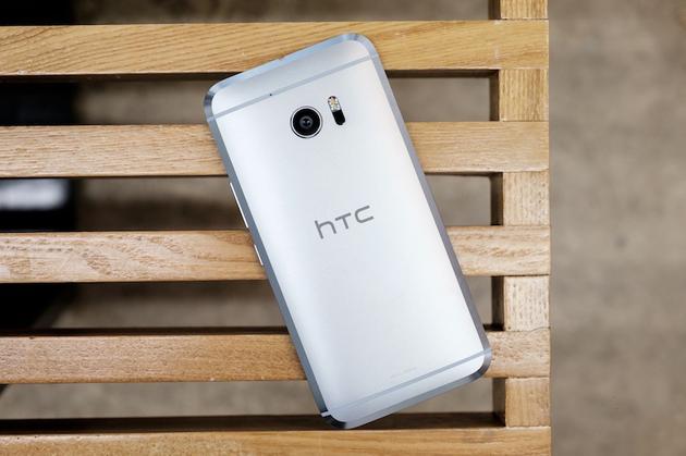 (HTC 10,图源:The Verge)
