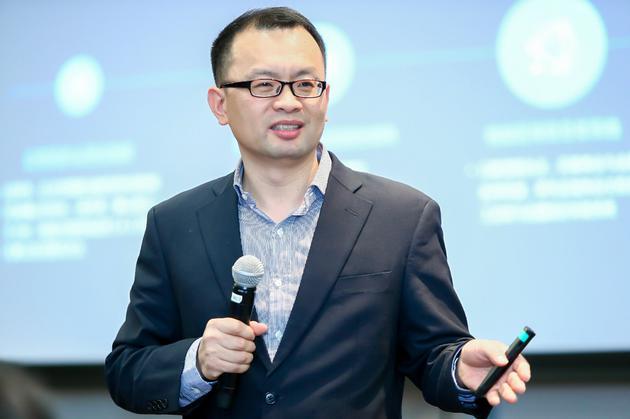 蚂蚁金服副总裁、技术实验室负责人蒋国飞