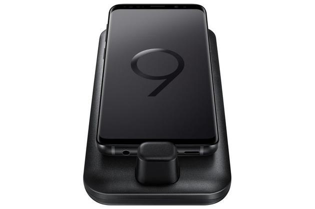 三星S9和DeX Pad连接