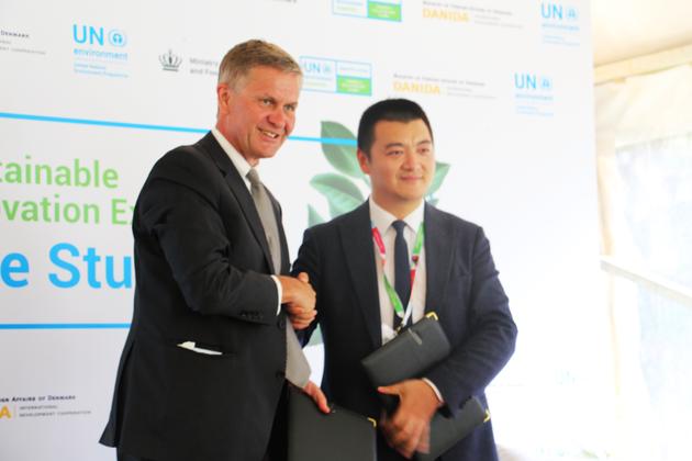 联合国环境规划署与微博建立战略合作伙伴关系邵阳市五中贴吧