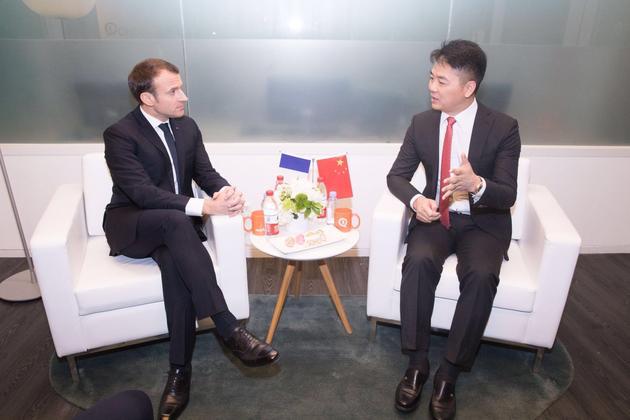 刘强东马克龙会面 未来两年将销售20亿欧元法国商品虚无邪尊txt下载