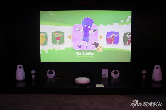 长虹发布三色4K激光影院:比单色投影色域提升60%