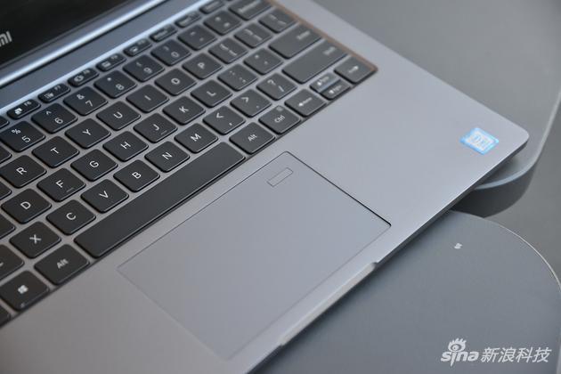 一体式触控板指纹识别模块得以保留