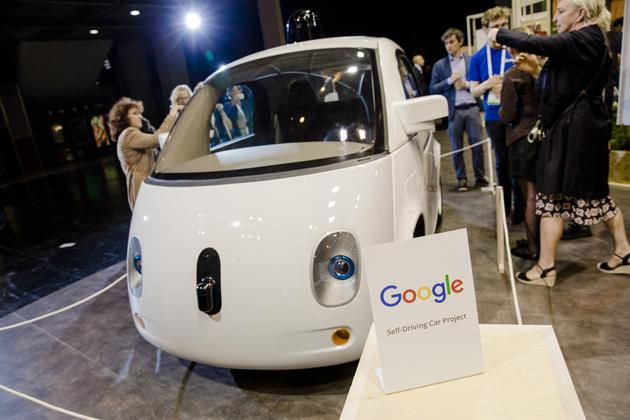 谷歌3年前内部邮件曝光:无人车负责人担心失去优势