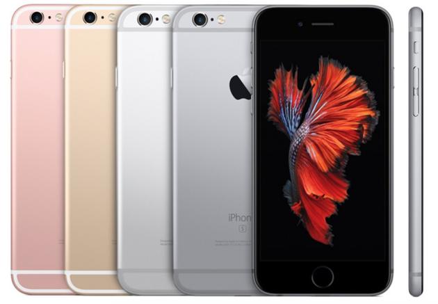 iPhone 6s等舊設備性能受到限制