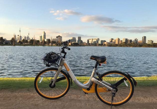 新加坡共享单车Obike