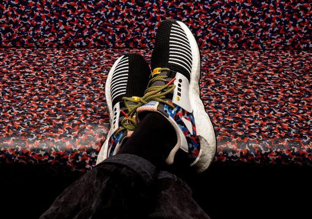 澳门永利:阿迪达斯这款限量版鞋,穿上就免费搭一年地铁公交